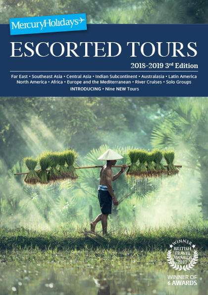 Online Brochure: Escorted Tours 2018-2019