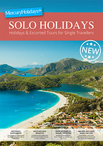 Online Brochure: Solo Holidays 2019-2020