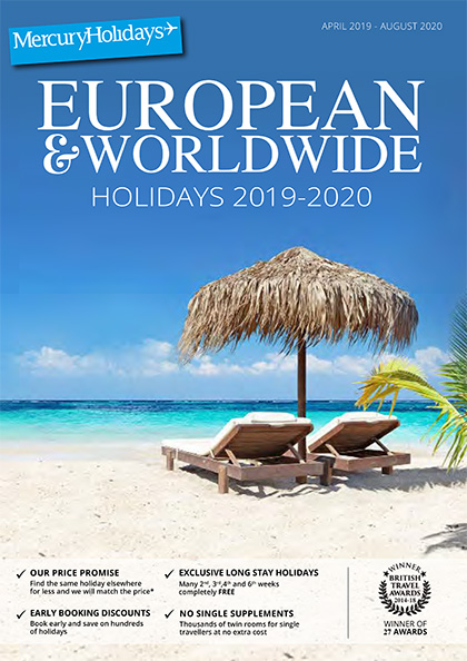 Online Brochure: Worldwide Holidays 2019-2020