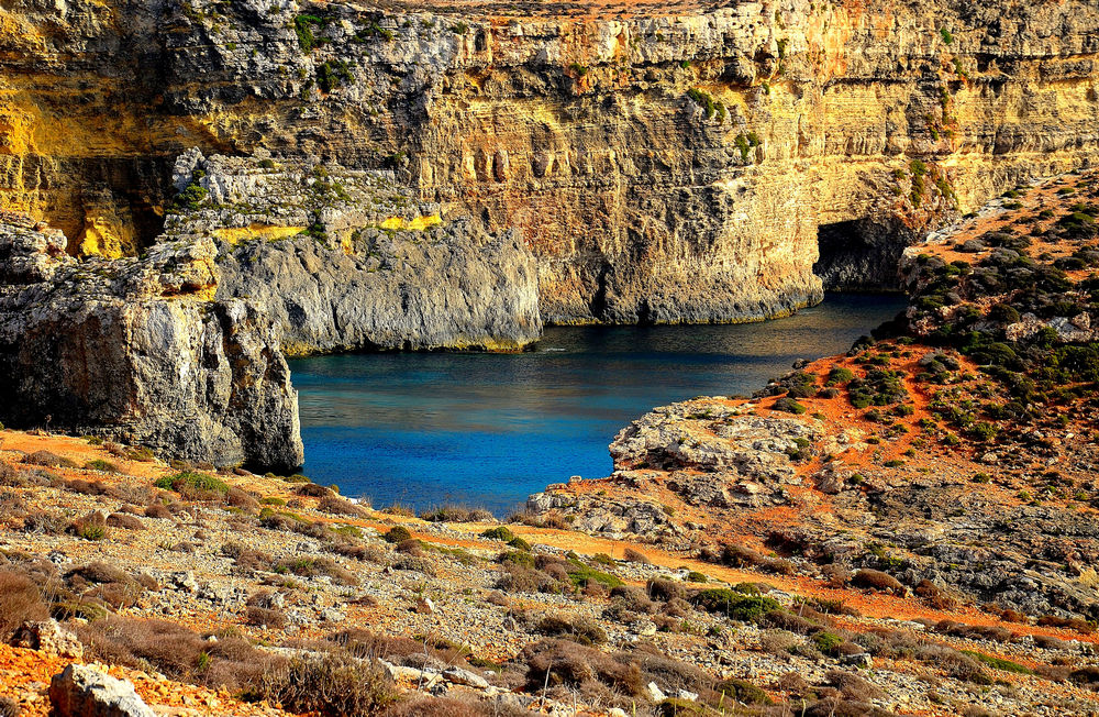 Top 10 walks in Malta