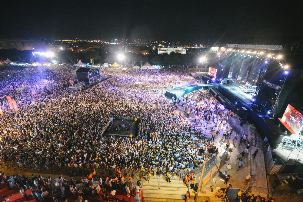 Top 10 music festivals in Malta