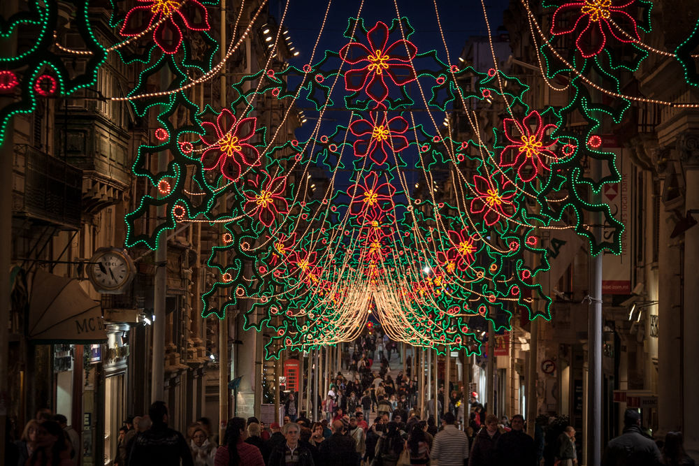 Christmas In Malta Mercury Holidays