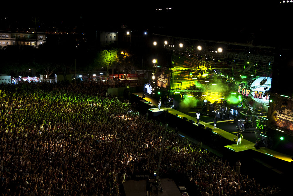 Isle of MTV Festival