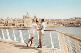 LGBTIQ Holidays in Malta