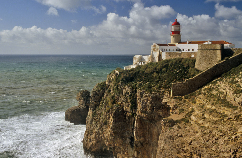 Historical sites of the Algarve