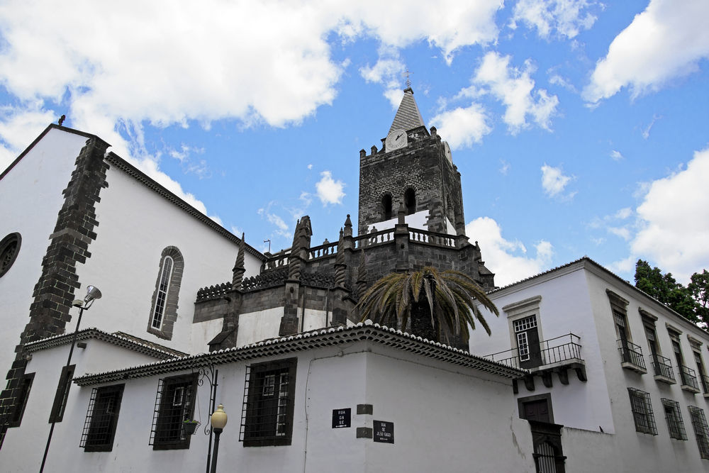 The history of Funchal Cathedral