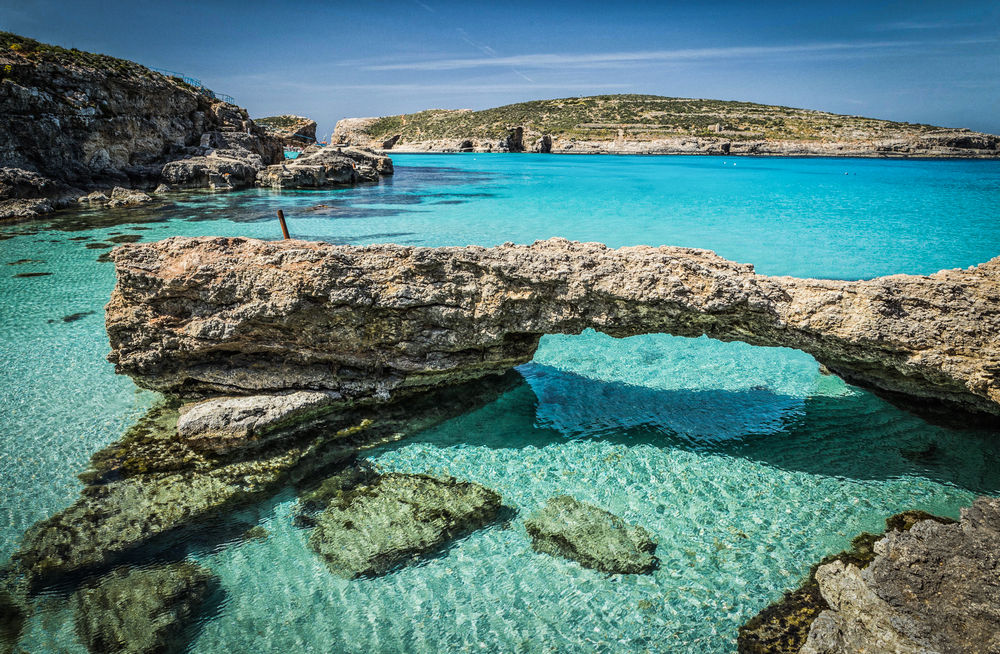 The Picturesque Beaches of Gozo