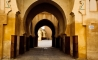 Moorish Arches Of  A Mosque