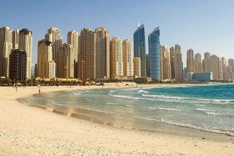 Dubai and further Emirates Singles Holidays
