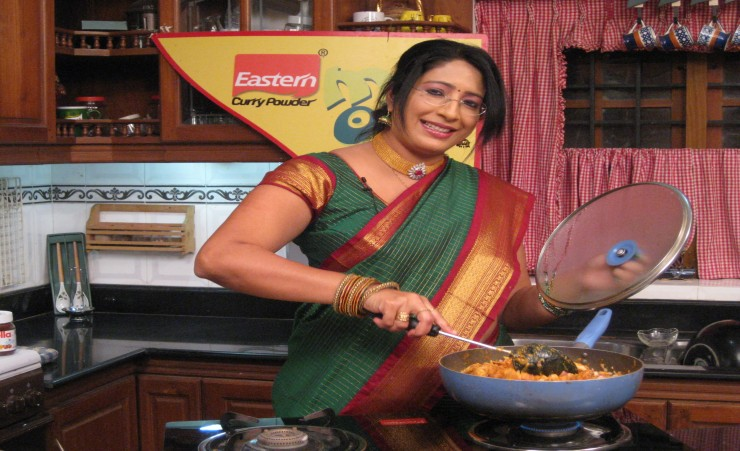 """Dr Lakshmi Nair Cooking"""