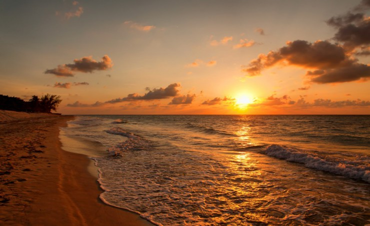 """Gorgeous Sunset In Varadero"""