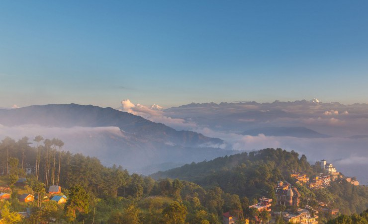 """Nagarkot Valley"""