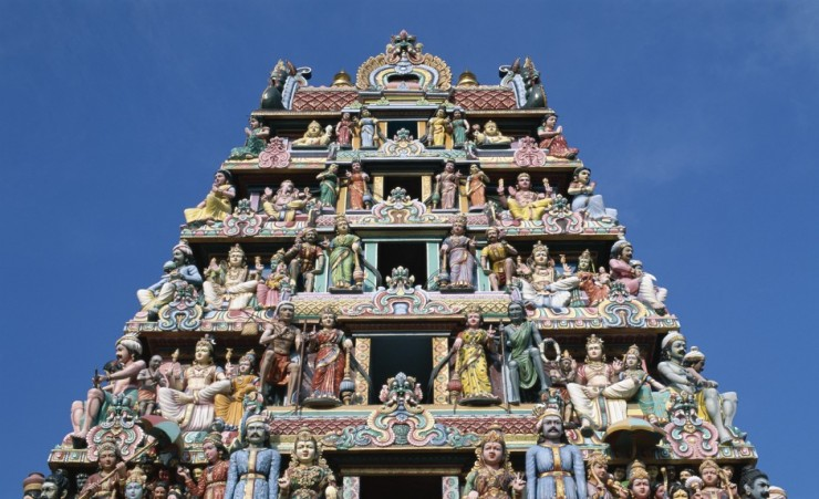 """Sri Mariamman Temple"""