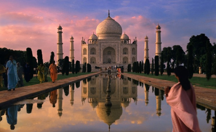 """The Taj Mahal"""