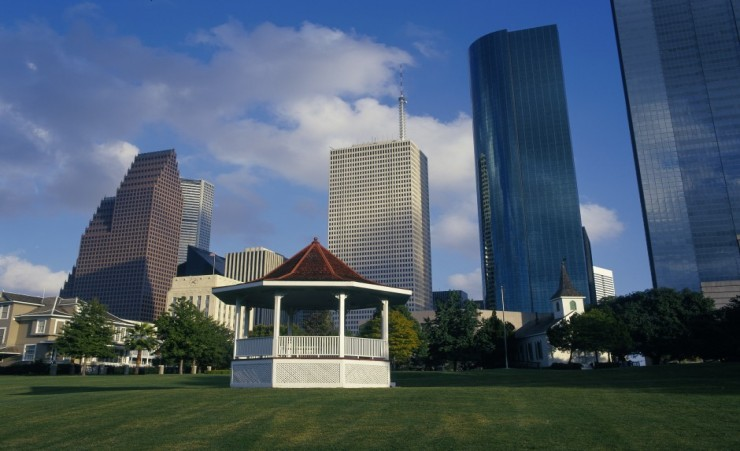 """Houston City"""