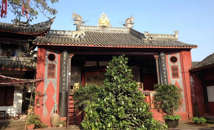 """Buddhist Temple"""
