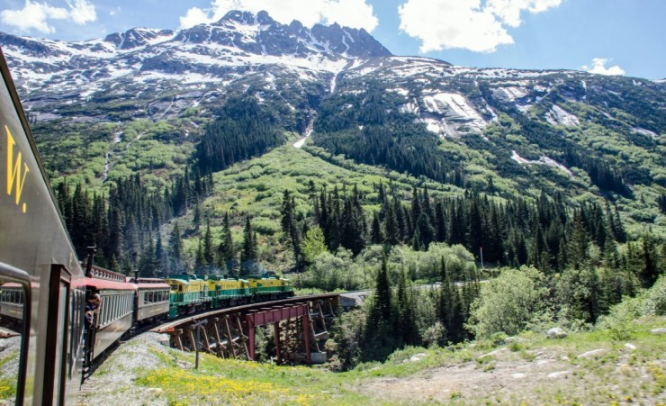 """White Pass Yukon Route Railway"""