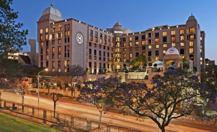 """The Sheraton Hotel Pretoria"""