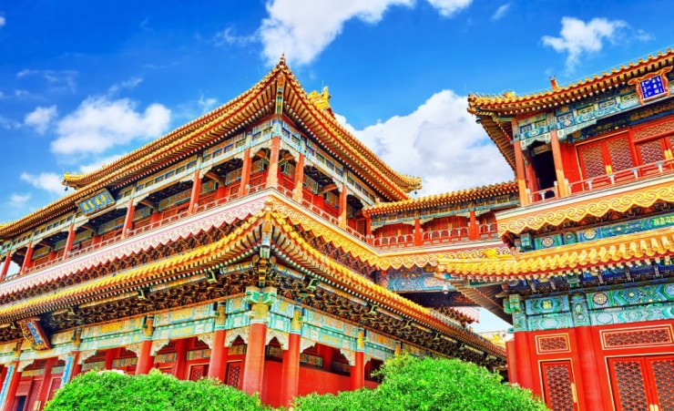 """Hall Of Harmony Beijing"""