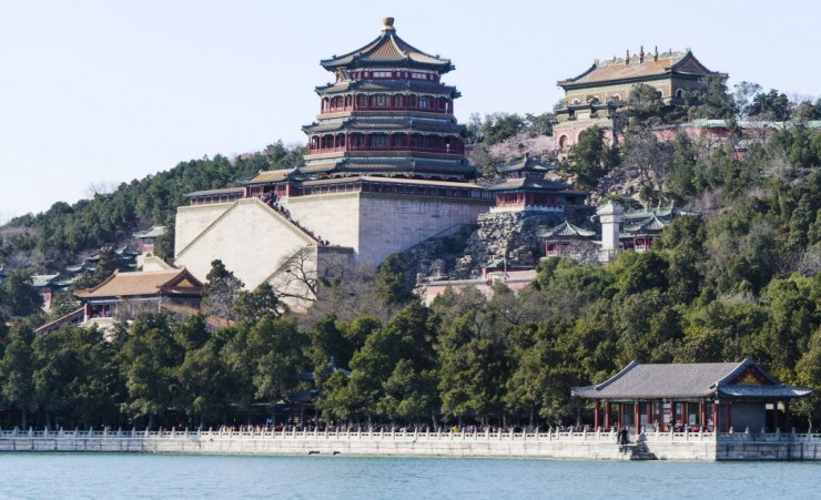 """Summer Palace Of Beijing"""