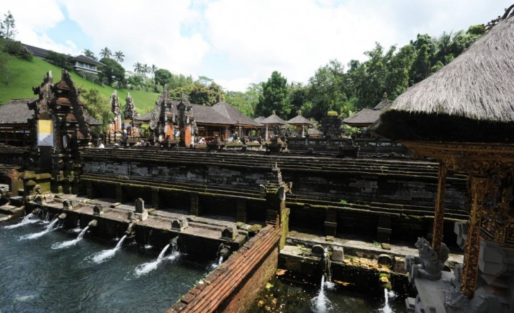 """Tirta Empul Fountain Of Youth Bali"""