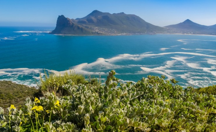 """Cape Point At Cape Peninsula"""