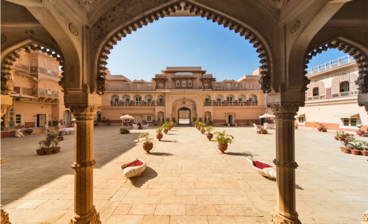 """City Palace Jaipur"""