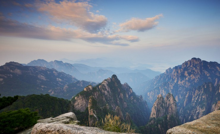 """Mount Huangshan Views"""