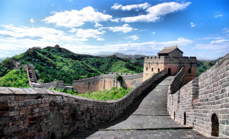 """The Great Wall Of China"""