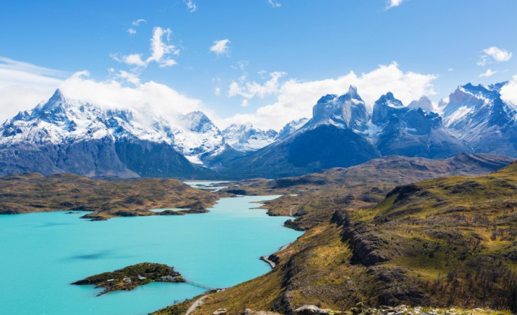 """Torres Del Paine National Park"""