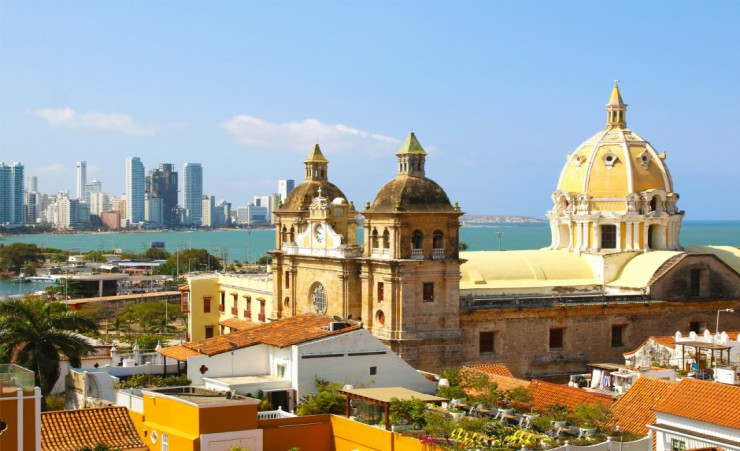 """Historic Centre Of Cartagena"""
