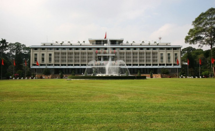 """Reunification Palace Ho Chi Minh City"""