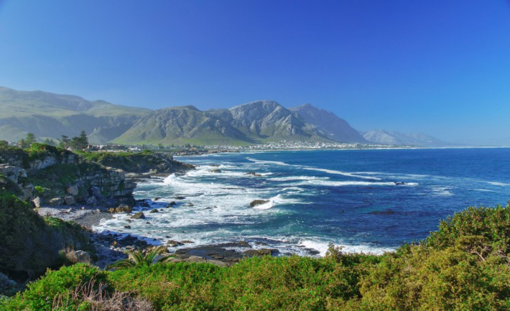 """Hermanus Coastline"""