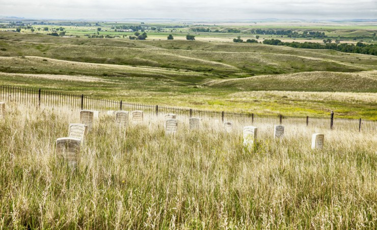 """Little Bighorn Site"""