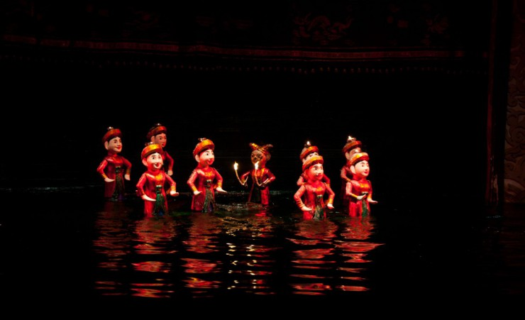 """Tang Dynasty Show"""