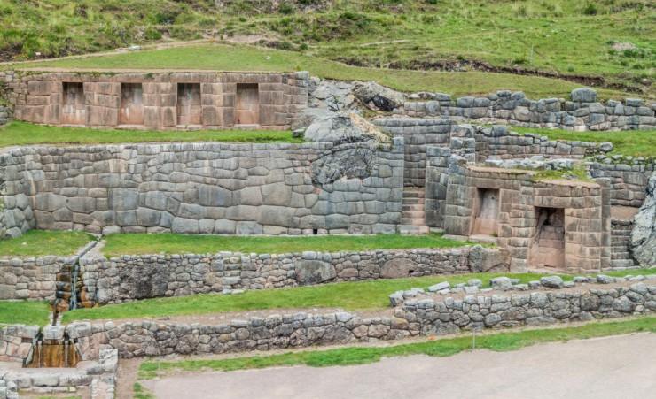 """Ruins Of The Incas   Tambomachay"""