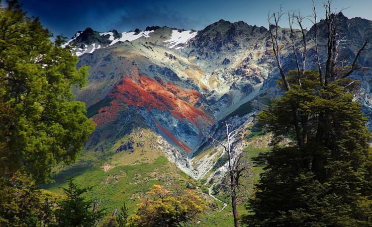 """Bariloche Mountains"""