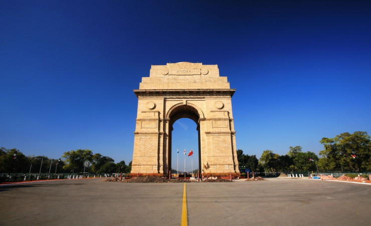"""India Gate   New Delhi"""
