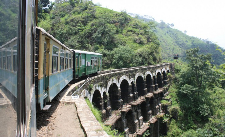 """Toy Train To Shimla"""