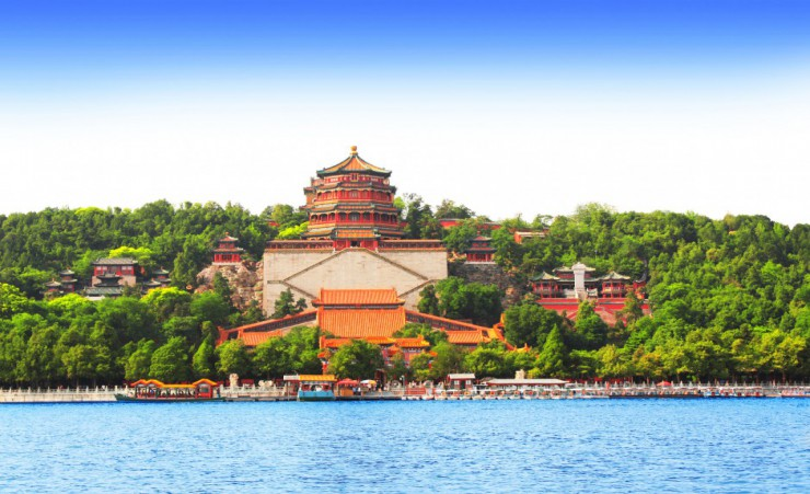 """Imperial Summer Palace   Beijing"""