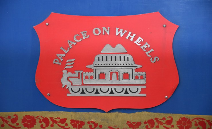 """Palace On Wheels Train"""