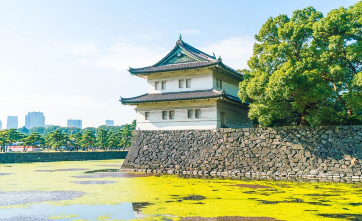 """Imperial Palace   Tokyo"""