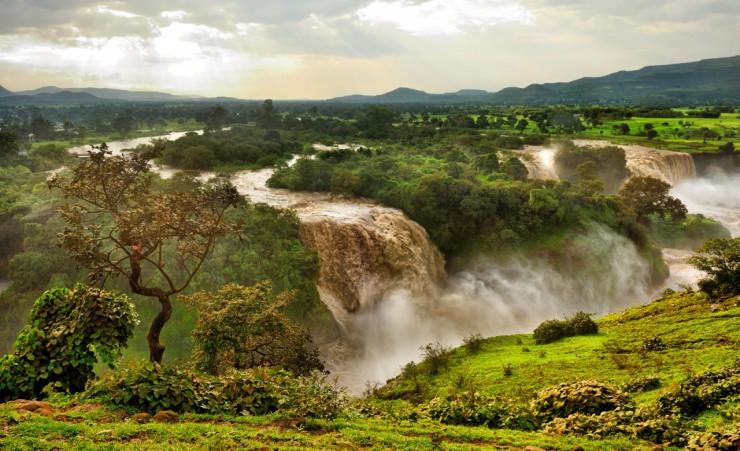 Blue Nile Falls Tours