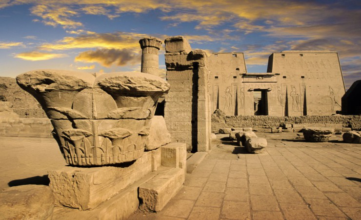 """Temple Of Edfu"""