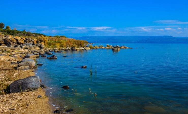 """Sea Of Galilee"""