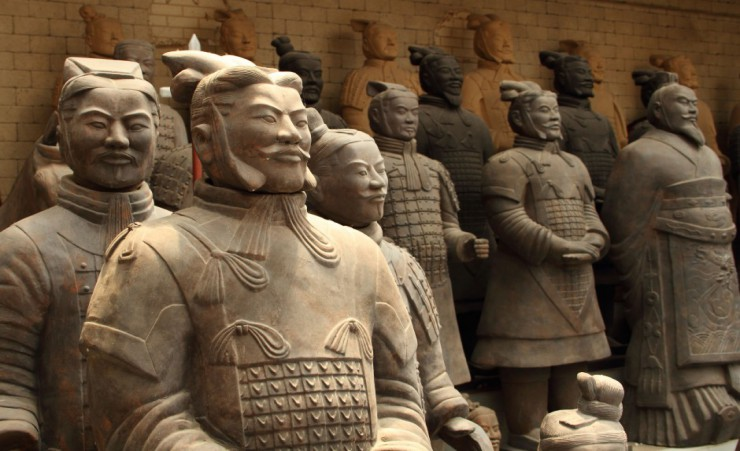 """Terracotta Warriors   Xi"