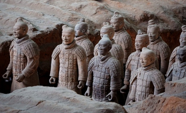 """Terracotta Warriors"""