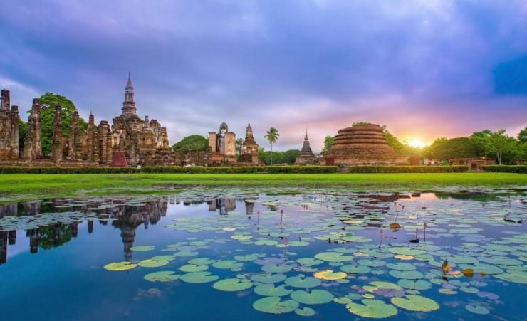 Bangkok Escorted Tours