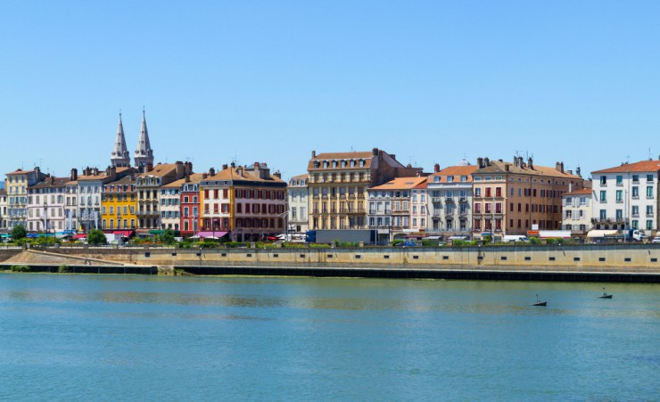 """City Of Macon On The Saone River"""