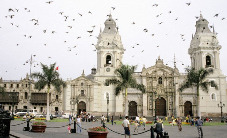 """Lima Cathedral"""